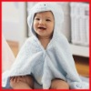 2012 New Design Lovely Towel Of Bath Cotton Hood Bathrobe