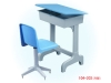 School chair and desk104+203 adjustable
