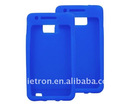 silicone case for Samsung I9100(JT-1900625)