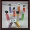 new and Low Price 2200mAh Lipstick Power Bank