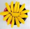 Nylon banana Foldable shopping Bag