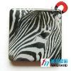 animal protection zebra Magnetic Epoxy Gift sales promotion products fridge magnet