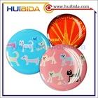 Round epoxy badge