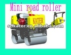Mini Double drums road roller with CE