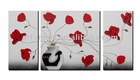 leather paintings, leather arts,leather crafts, leather decoration,leather decoration for home,80x160cm, 3pcs/set