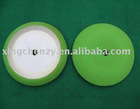 "7"" dish sponge polishing pad"