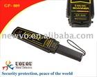 UOUOU Hand Held Metal Detector (16 Led Lights alarm)