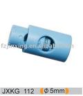 sell cord end,plastic stopper,cord tip,string stopper,cord buckle,plastic patch,cord lock,plastic cord locks (JXKG 112)