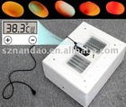 ND 123 Capacity 48 eggs Electric heated incubator \ incubators for hatching eggs\chicken egg incubator\poultry incubator