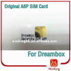 Orignal SIM a8p can download genuine software with SSL from Dream Org