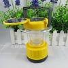 Mini LED Solar Lantern Light With Foldable Solar Panels