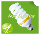 T4 Full spiral(Spring) low power 20W Energy saving lamp