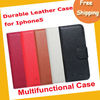New arrival durable leather phone case ,mobile phone case