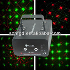 red/green disco equipment dj stage party laser light