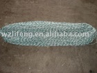 recycle cotton polyester yarn, blended yarn, knitting yarn, recycle cotton yarn