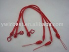 High quality Popular colorful spot polyester lanyard