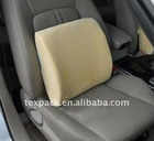 2012 New Arrival Comfort Memory Foam Car Pillow