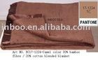 eco-friendly silk blanket, bambo blanket, silk/cotton blanket,bamboo/cotton blanket...