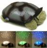 turtle night light Sparkling Turtle projection lamp Twilight Turtle