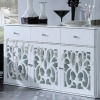 white sideboard/6575CN