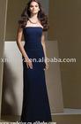 modest bridesmaid dress gown