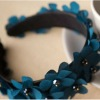 Fashion Cute Bowknot Style Headband and Hair Jewelry