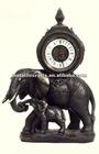 Imitation Antique Cast Copper Art Clock