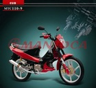 Cub motorcycle MTC110-9