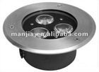 3 watt high power led buried light