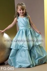 flower girl dress FG-045