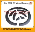 For 2012 Q7 Car spare parts body kit Wheel Brow