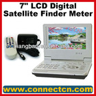 "7"" Color LCD Monitor Digital Satellite Finder Meter TV"