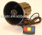 Alarm sirens 3 sound with button