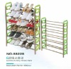 Frame Iron Tube / Joint: PP shoes rack