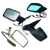 Rearview mirror for automobile parts