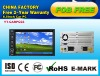 6.5 inch car pc with dvb-t HDD320GB