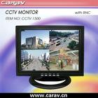 15''portable surveillance car monitor
