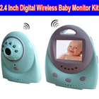 Digital 2.4Ghz Wireless Baby Monitor Kit