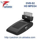 DVBS2 SATELLITE RECEIVER