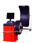 Automatic Wheel balancing machine TWBM2000 with 17''color VGA LCD