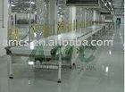 Belt conveyor line