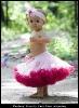 Hotest!Pettiskirts Tutu Pettiskirts Baby Petticoat Dress Solid Color Pettiskirt New!