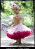 Hotest!Pettiskirts Tutu Pettiskirts Baby Petticoat Dress Solid Color Pettiskirt New!