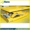Marcolift single stationary/hydraulic/scissor car lift table above 6 Tons