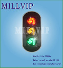 "300mm(12"") Turning Around arrow LED Traffic Sign light in china fatory"