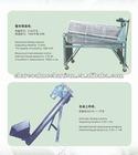 sawdust roller srceening machine