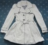 #CNC4002 Ladies' nylon/cotton jacket