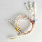 Ceramic electrode,Ignition electrode needle,Spark plug,spark electrode,Ceramic igniter