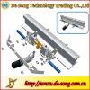 Railway rail track lubrication system