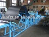 Uncoiling and flattening machine for steel drum production line or steel barrel machine manufacturer